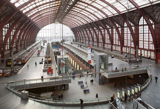 Projecten Antwerpen Centraal Station Fab Federatie